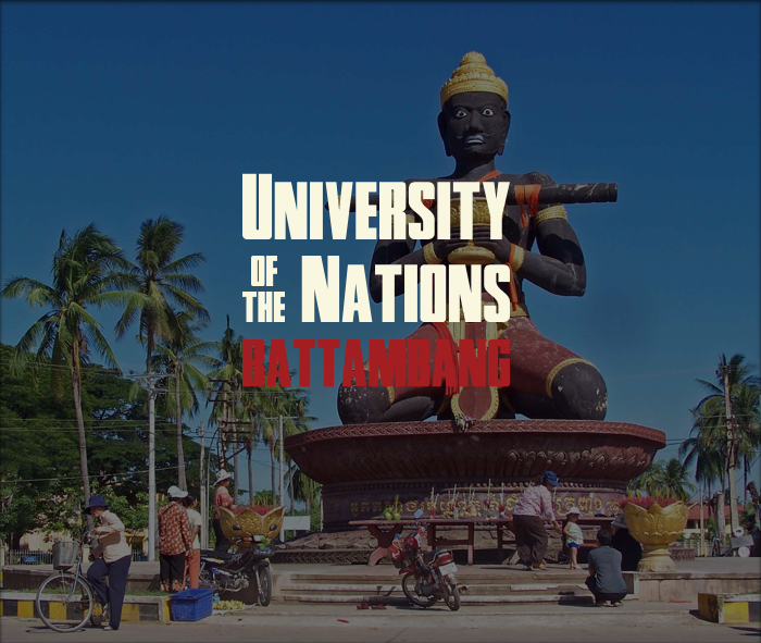 UofN Battambang Banner