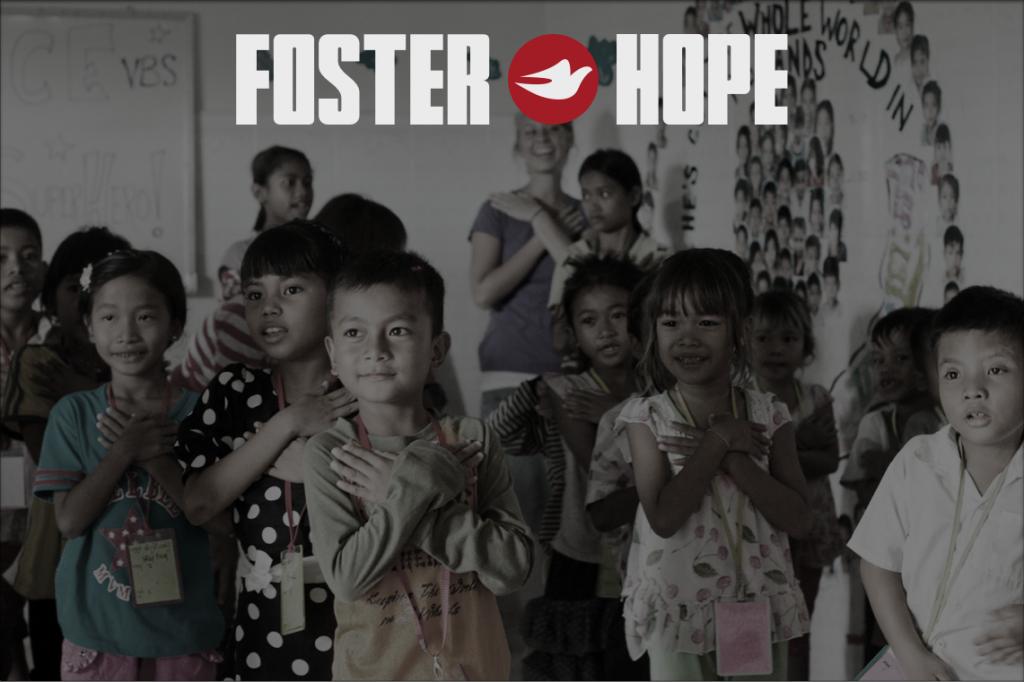 Children at Risk Chom Choa Banner