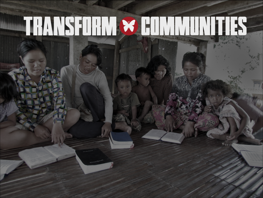 Community Transformation Banner
