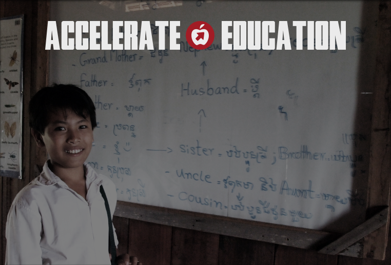 Accelerate Learning Banner