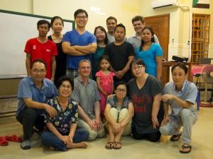 The FCM Team