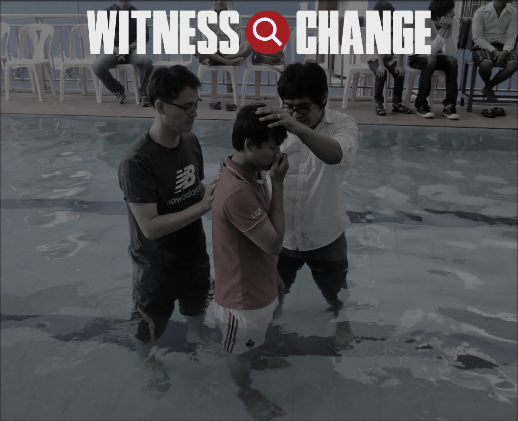 Witness Change Banner